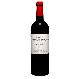 vin chateau graveyron poujeaux 2015