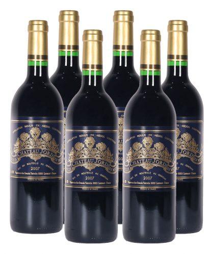 bouteilles jordi moulis 2007