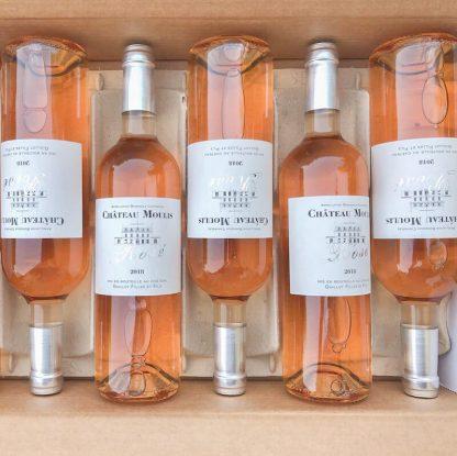 Chateau Moulis Rosé 2018