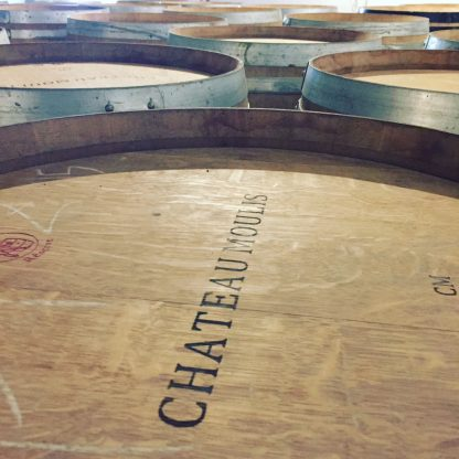vin chateau moulis 2015
